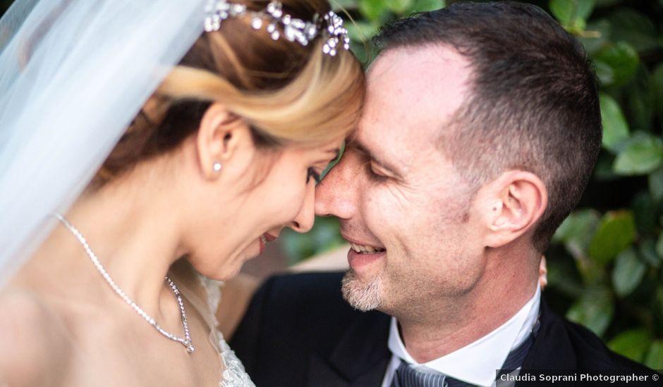 Il matrimonio di Roberto e Beatrice a Vignanello, Viterbo