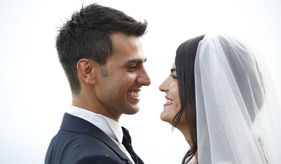 Il matrimonio di Luigi e Noemi a Taormina, Messina