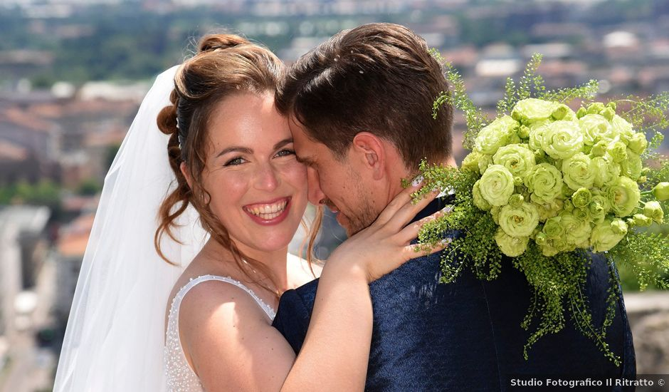 Il matrimonio di Luca e Greta a Mapello, Bergamo