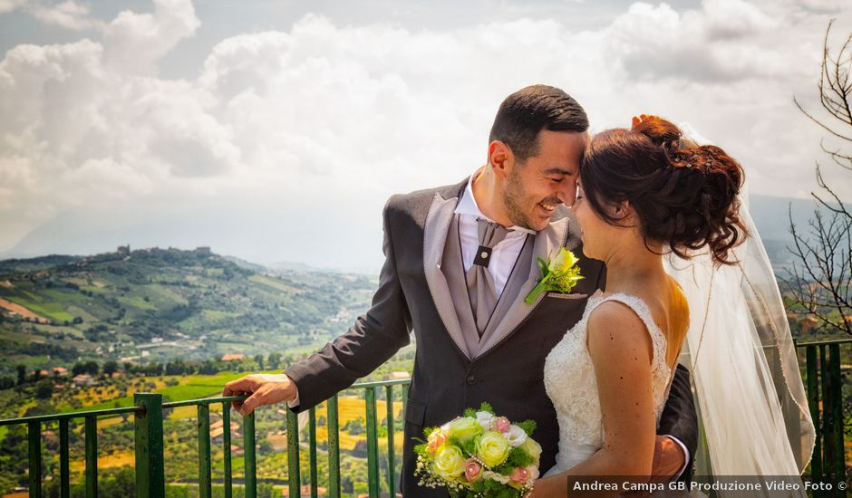 Il matrimonio di Andrea e Letizia a Chieti, Chieti