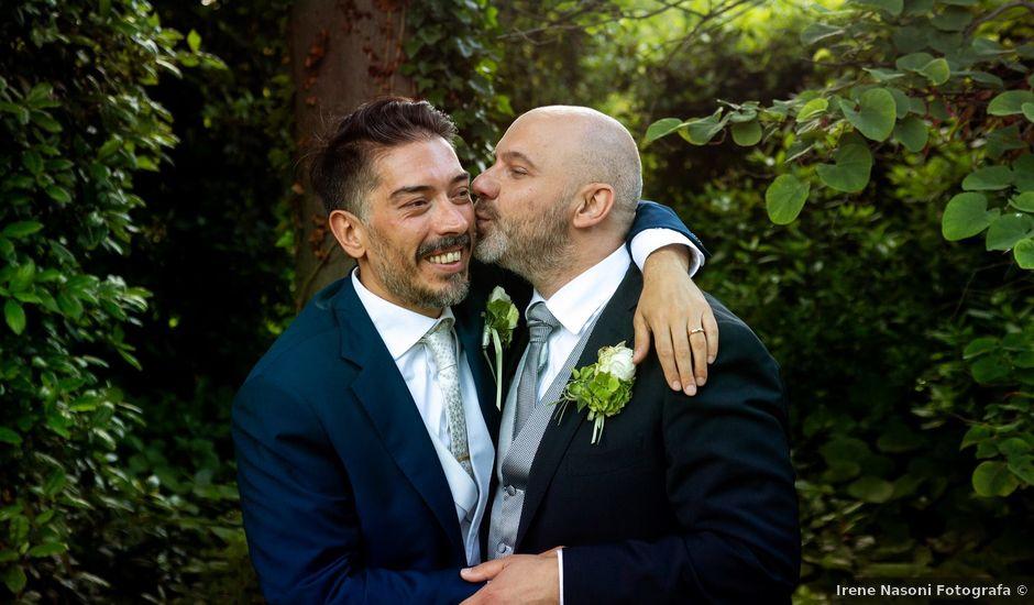 Il matrimonio di Felice e Massimo a Sesto Fiorentino, Firenze