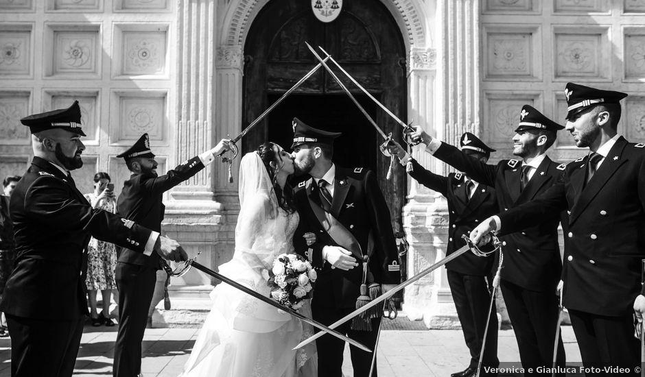 Il matrimonio di Filippo e Federica a Lonigo, Vicenza