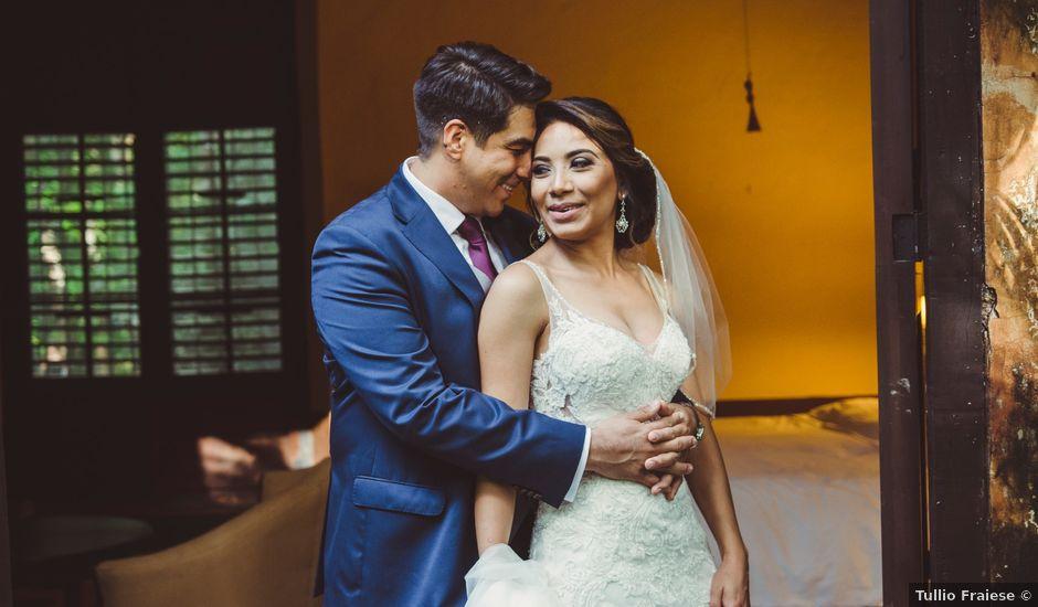 Il matrimonio di Jorge e Paulina a Amalfi, Salerno