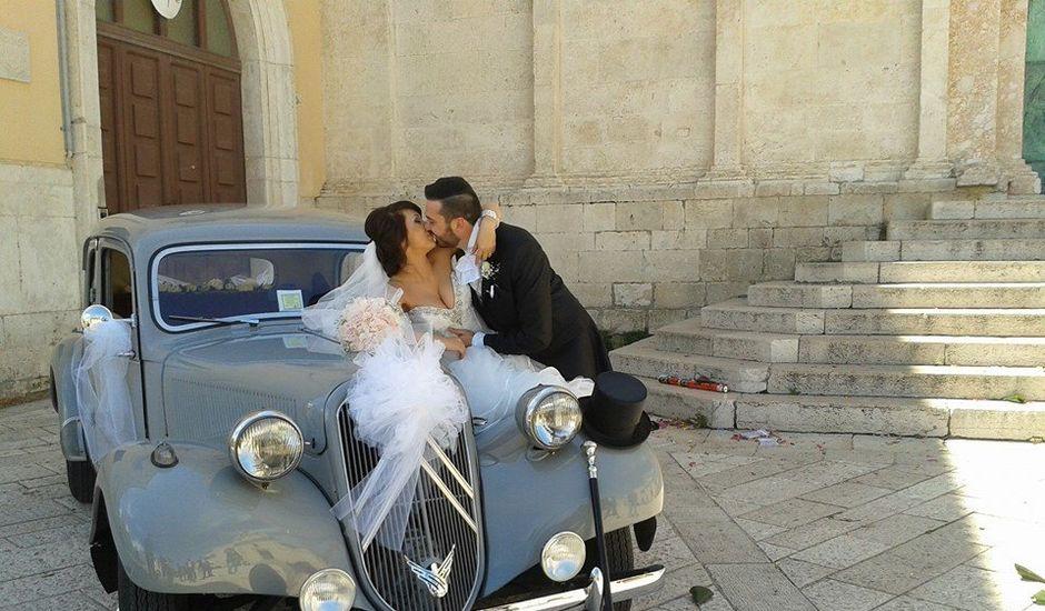 Il matrimonio di Noemy e Leonardo a Termoli, Campobasso