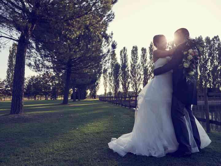 Le nozze di Michela e Giancarlo