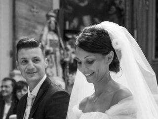 Le nozze di Cristina e Cristian