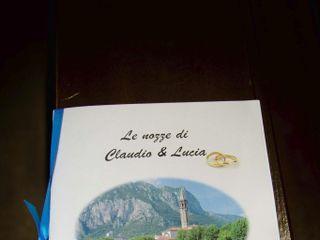 Le nozze di Lucia e Claudio 1