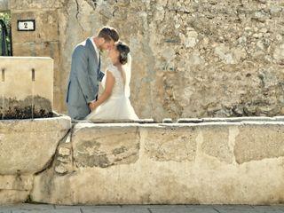 Le nozze di Jnette e Peter