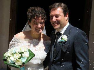 Le nozze di Sarah e Luca