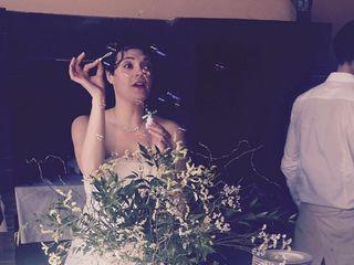 Le nozze di Sarah e Luca 1