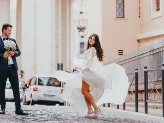 Le nozze di Elena e Alexandru