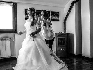Le nozze di Martina e Renato 1