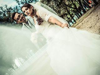 Le nozze di Martina e Renato