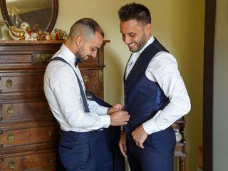 Le nozze di Maurizio e Federica 1