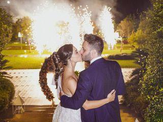 Le nozze di Maurizio e Federica