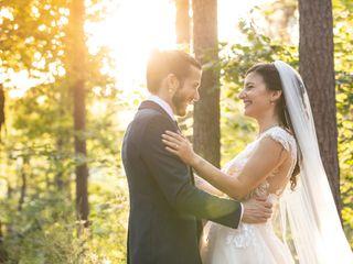 Le nozze di Ilaria e Simone 1
