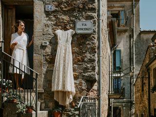 Le nozze di Giuseppe e Marika 1