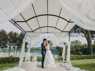 Le nozze di Michele e Anna