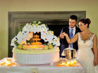 Le nozze di Vania e Michele