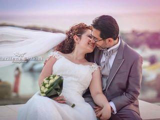 Le nozze di Mario e Luana