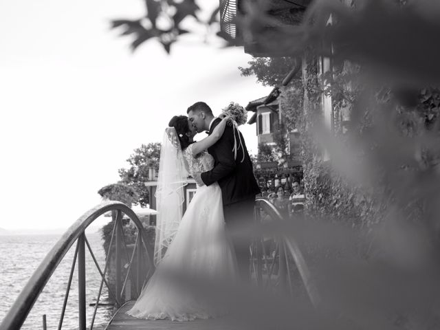 Il matrimonio di Francesco e Veronica a Baveno, Verbania 28