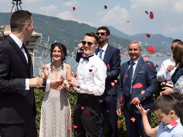 Il matrimonio di Francesco e Veronica a Baveno, Verbania 30