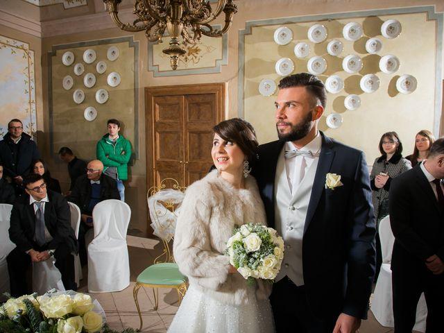 Il matrimonio di Francesco e Anastasia a Gussola, Cremona 10