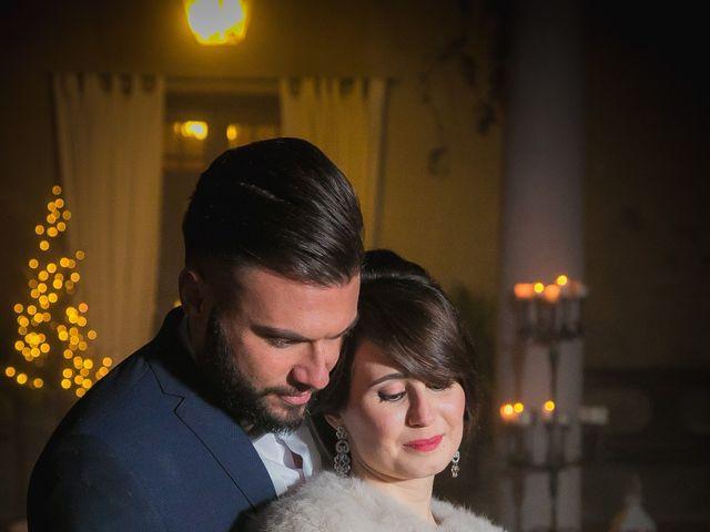 Il matrimonio di Francesco e Anastasia a Gussola, Cremona 17