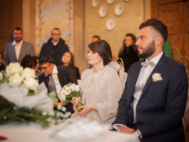 Il matrimonio di Francesco e Anastasia a Gussola, Cremona 42