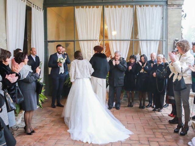 Il matrimonio di Francesco e Anastasia a Gussola, Cremona 53