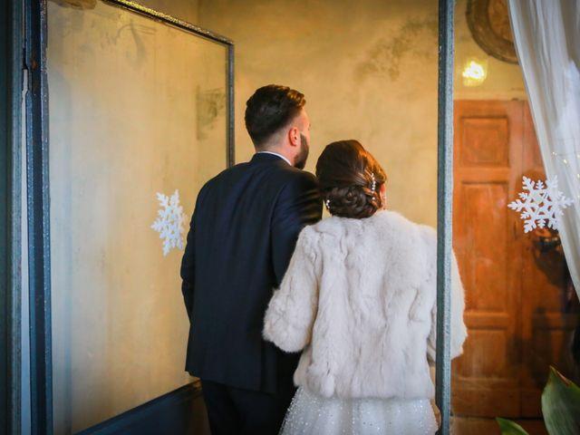 Il matrimonio di Francesco e Anastasia a Gussola, Cremona 54
