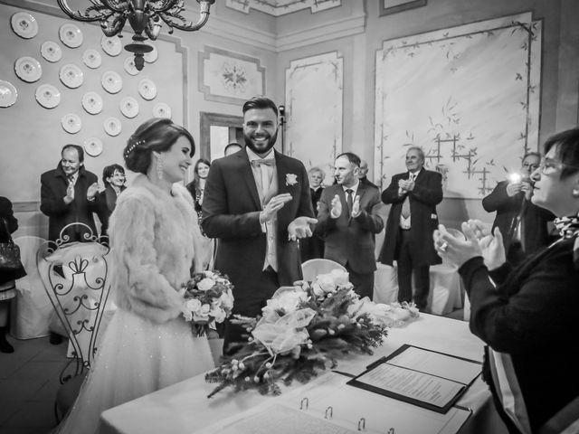 Il matrimonio di Francesco e Anastasia a Gussola, Cremona 55