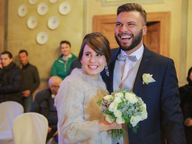 Il matrimonio di Francesco e Anastasia a Gussola, Cremona 58