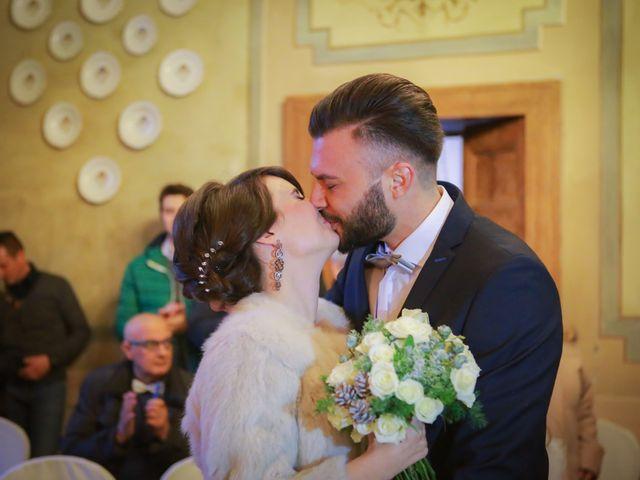 Il matrimonio di Francesco e Anastasia a Gussola, Cremona 59