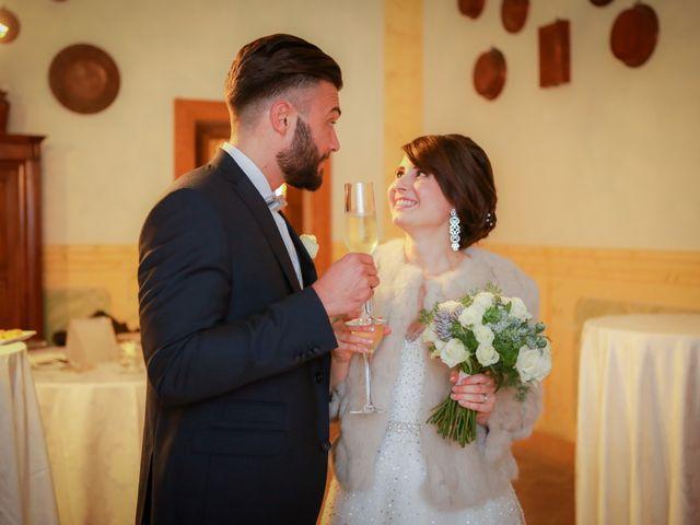 Il matrimonio di Francesco e Anastasia a Gussola, Cremona 60