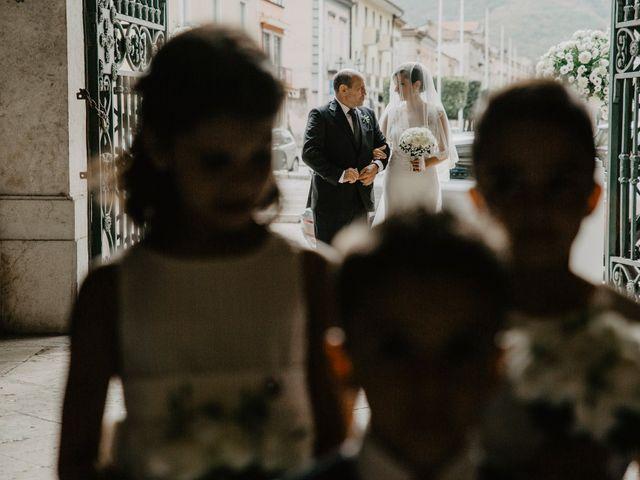 Il matrimonio di Luca e Marianna a Benevento, Benevento 23