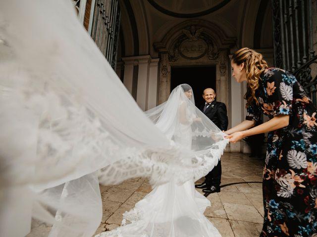 Il matrimonio di Luca e Marianna a Benevento, Benevento 24
