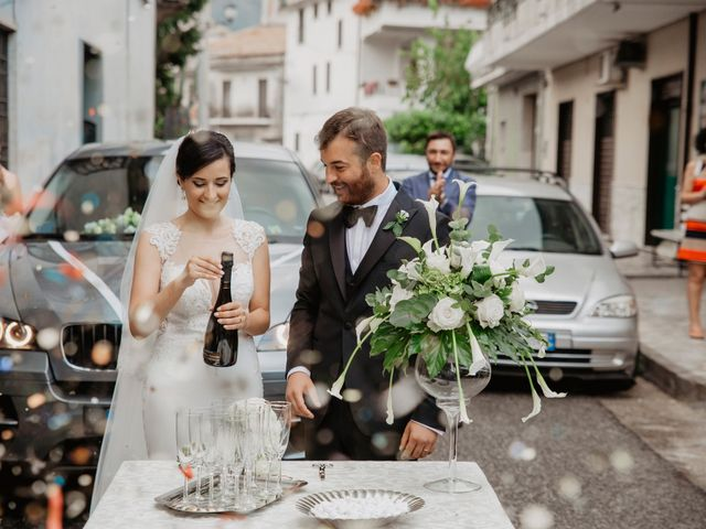 Il matrimonio di Luca e Marianna a Benevento, Benevento 35