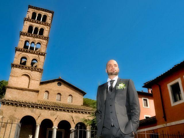 Il matrimonio di Daniele e Maria a Roma, Roma 17