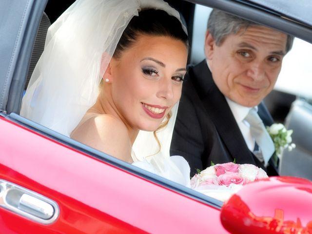 Il matrimonio di Daniele e Maria a Roma, Roma 22