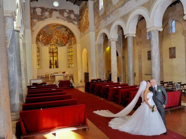 Il matrimonio di Daniele e Maria a Roma, Roma 32