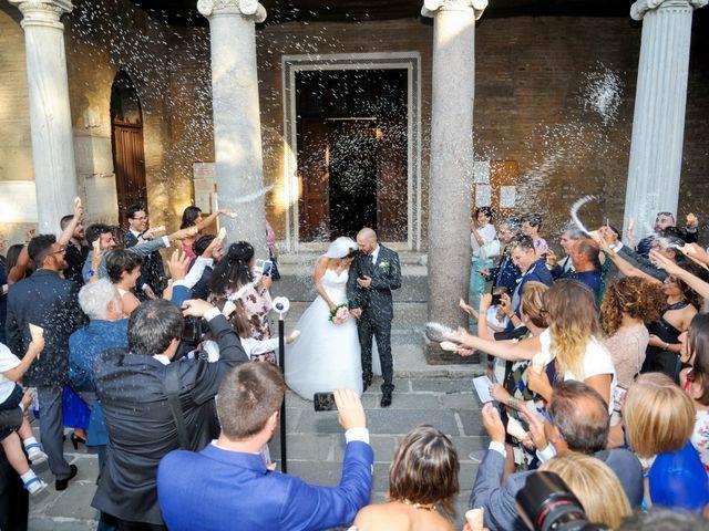 Il matrimonio di Daniele e Maria a Roma, Roma 33