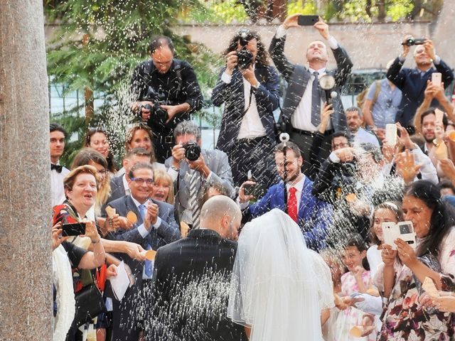 Il matrimonio di Daniele e Maria a Roma, Roma 34