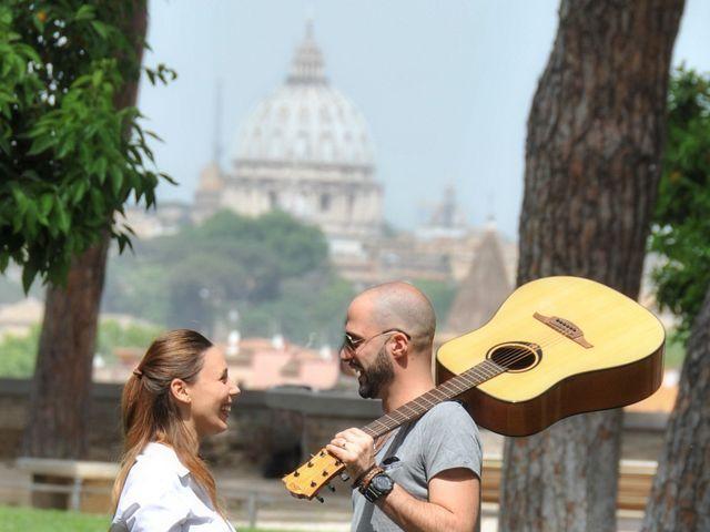 Il matrimonio di Daniele e Maria a Roma, Roma 35