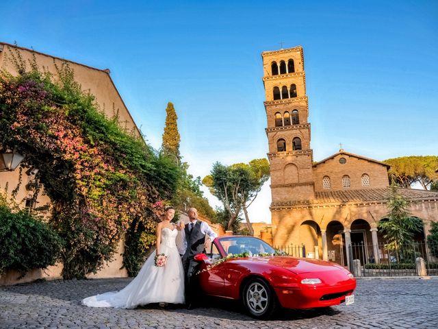 Il matrimonio di Daniele e Maria a Roma, Roma 37