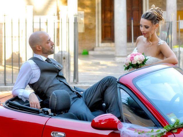Il matrimonio di Daniele e Maria a Roma, Roma 41