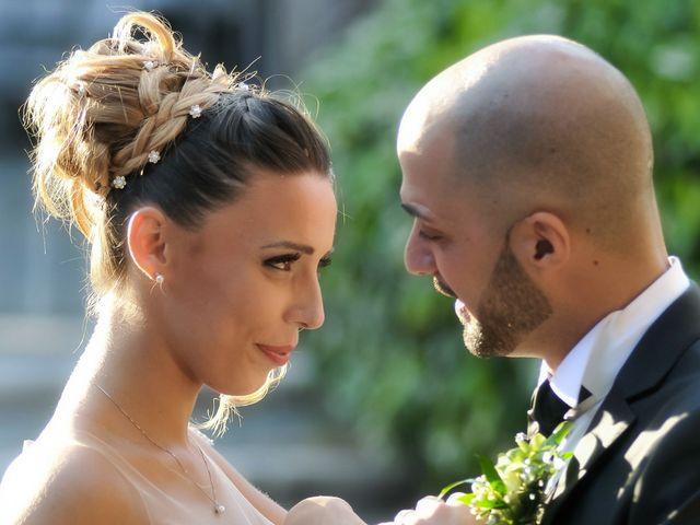 Il matrimonio di Daniele e Maria a Roma, Roma 42