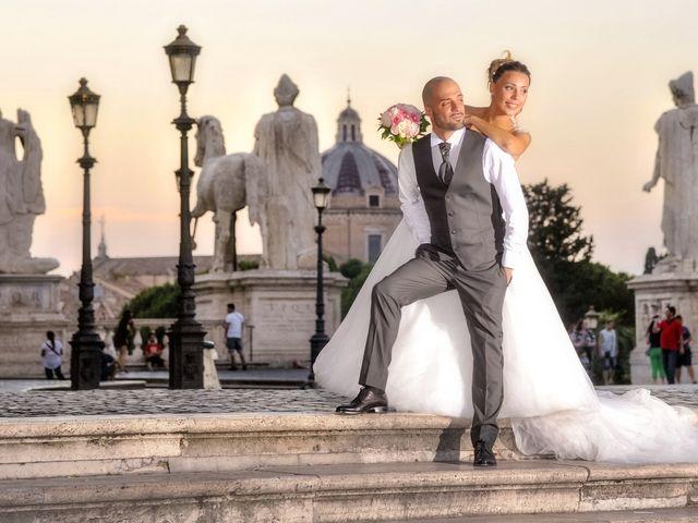 Il matrimonio di Daniele e Maria a Roma, Roma 46