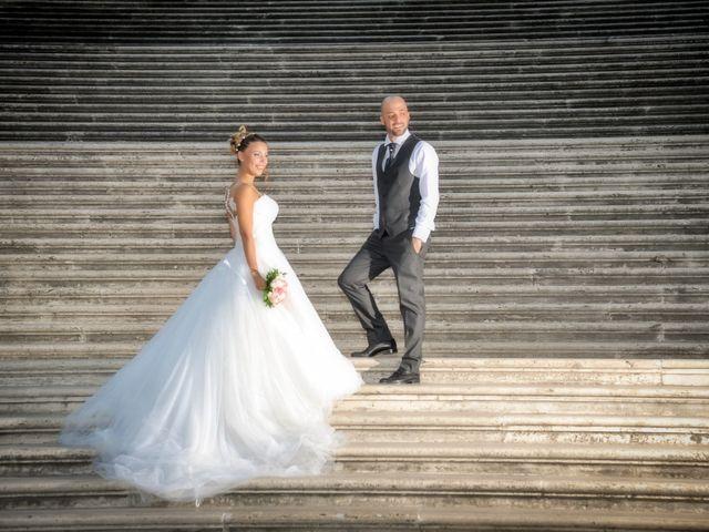 Il matrimonio di Daniele e Maria a Roma, Roma 48