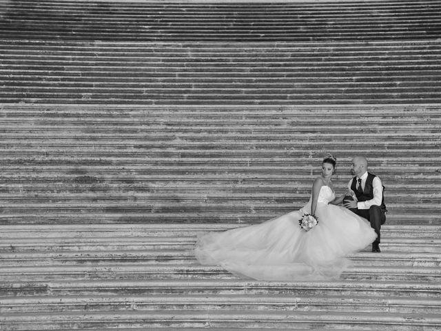 Il matrimonio di Daniele e Maria a Roma, Roma 51